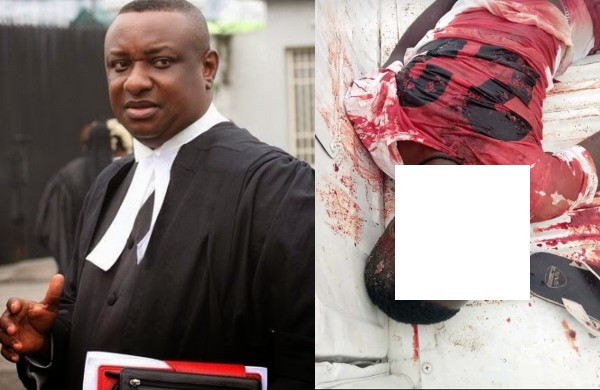 I?unreservedly condemn this barbaric act - Festus Keyamo reacts to killing of young man by soldiers enforcing lockdown order in Delta