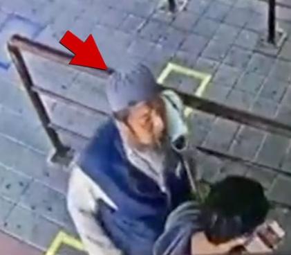 Coronavirus infected man spits on passenger
