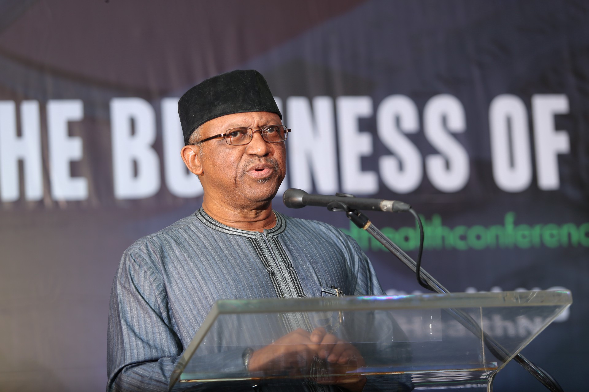 Nigeria can now test 1,500 people a day for Coronavirus - Minister of Health, Osagie Ehanire