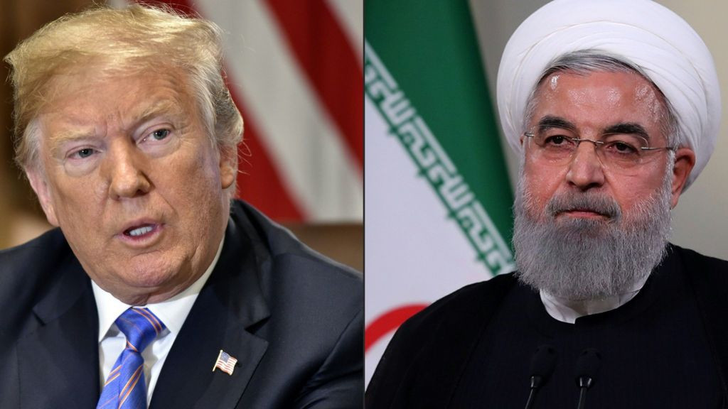 ? Trump warns Iran of