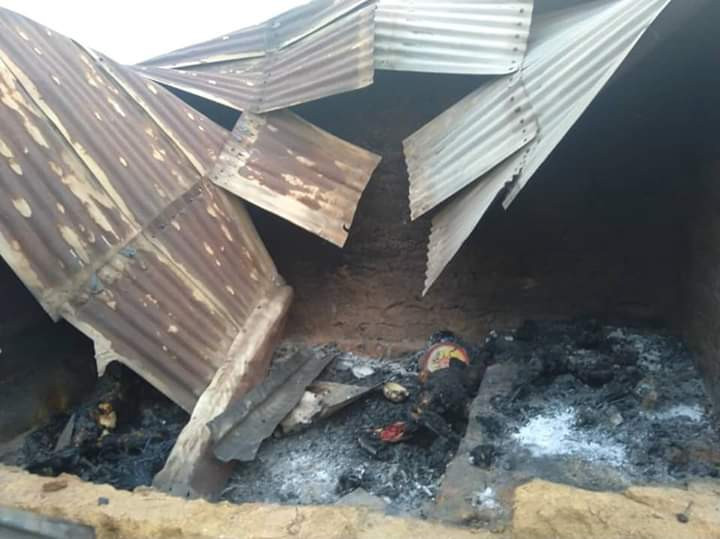 Suspected herdmen storm Plateau community, kill seven, burn 23 houses (photos)