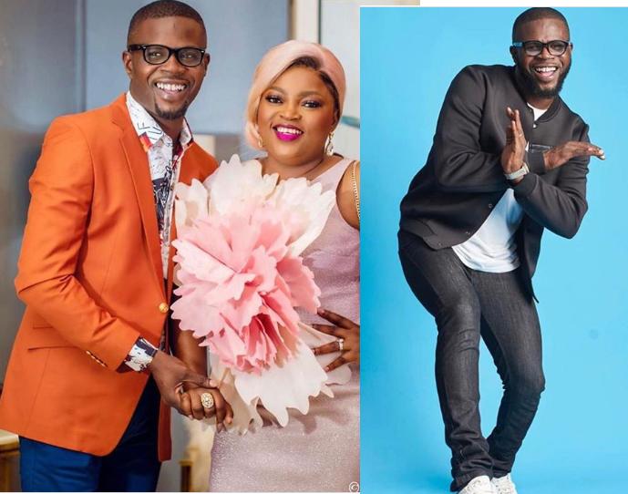Thank you for being a sweetheart! - Funke Akindele Bello celebrates her  husband JJC Skillz on his 43rd birthday