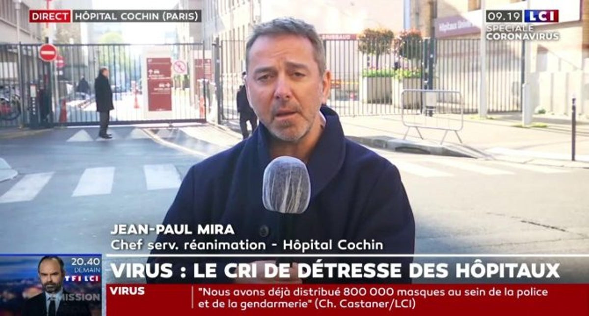French doctor apologizes after asking for new Coronavirus drug to be tested in Africa