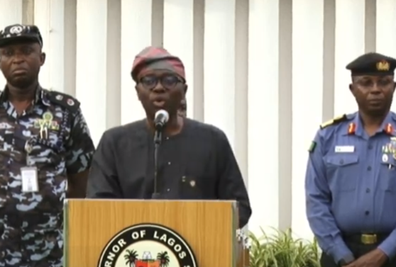 Governor Sanwo-Olu announces the discharge of another COVID-19 patient, speaks on possible extension of lockdown