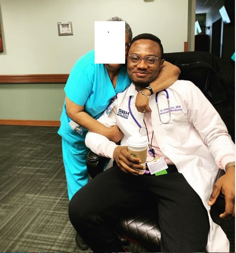 Coronavirus: Nigerian doctor in New York tests positive for COVID-19, pleads for people to stay home (Video)
