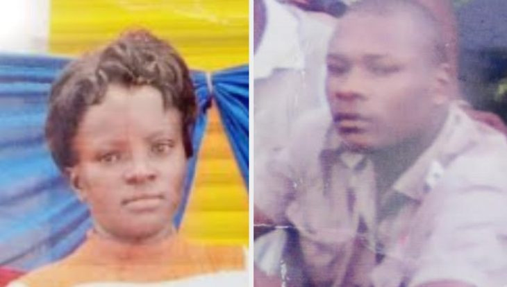 Woman stabs her husband to death and then rips out her own intestines after quarrel over food