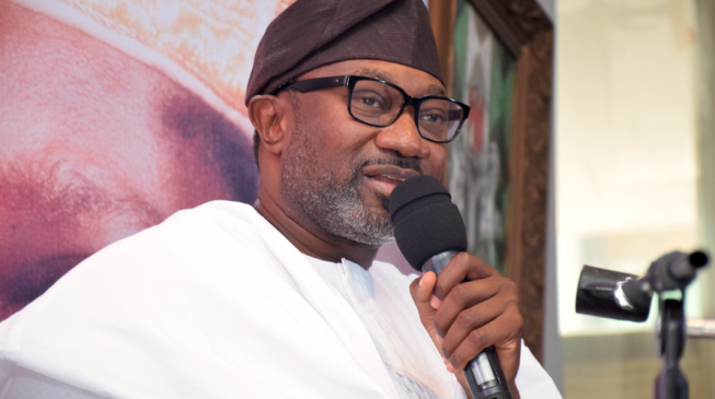 Femi Otedola calls out individuals who are yet to fulfill their pledges to the COVID-19 Relief fund