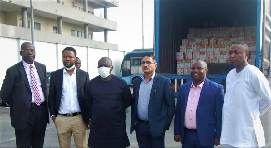 COVID-19: Dufil Committed to Making Life Better, makes donations to State Governments