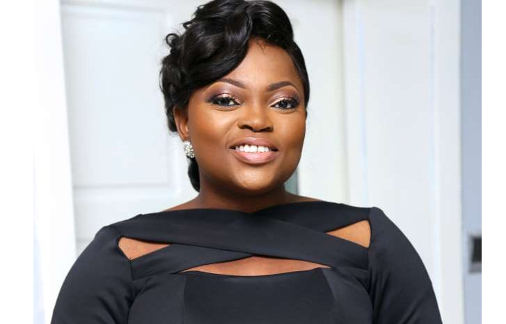 Breaking: Lagos state police command arrests Funke Akindele for violating restriction order. Now in search for her husband and Naira Marley