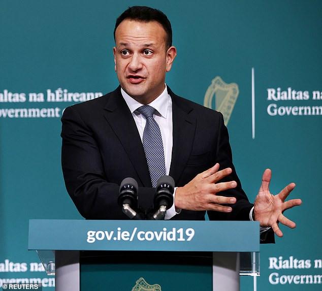 Irish prime minister, Leo Varadkar re-registers as a medical practitioner to help fight Coronavirus?in Ireland