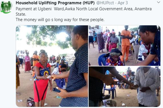Only one million households entitled to N20,000 Coronavirus cash transfer- FG says