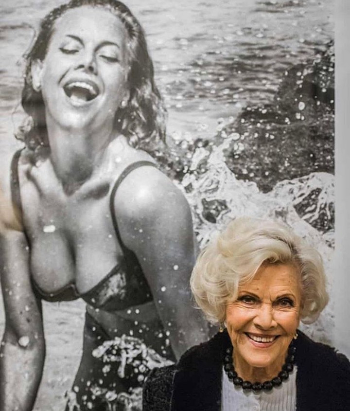 Honor Blackman, who starred as Bond Girl Pussy Galore, dies at 94