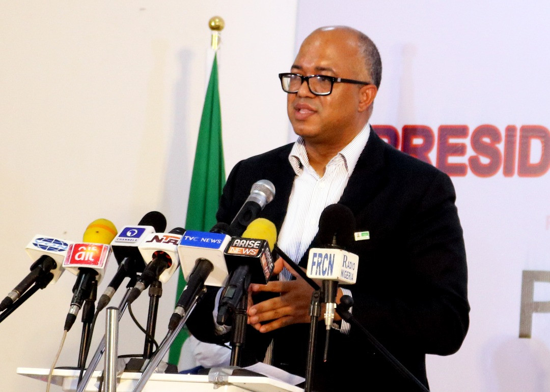 Face mask is for those infected - NCDC DG, Chikwe Ihekweazu reveals why he doesn