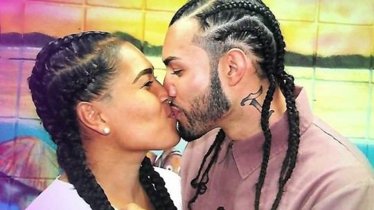 Man who fell in love with transgender prison mate marries