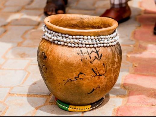 Top politicians? names found as police invade shrine in Zamfara (photos)