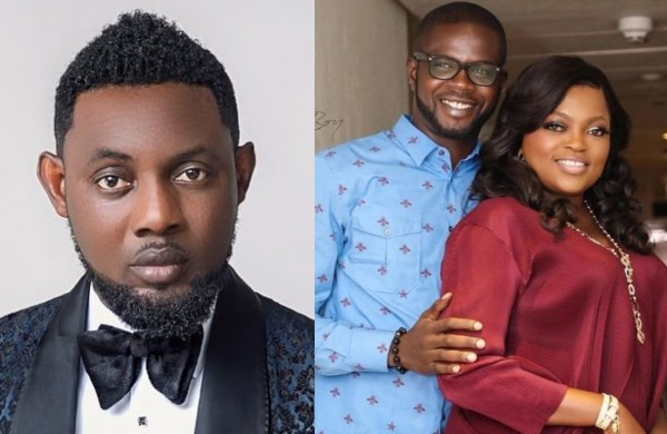 My chest has been paining me with no appetite for food - AY begs Nigerians after being dragged for two days for defending Funke Akindele