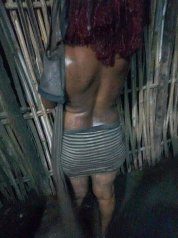 COVID-19 Lockdown: Disturbing photos of women