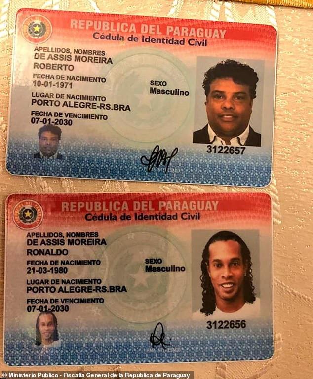 Brazil legend, Ronaldinho released from Paraguayan prison and placed under house arrest after serving 32 days