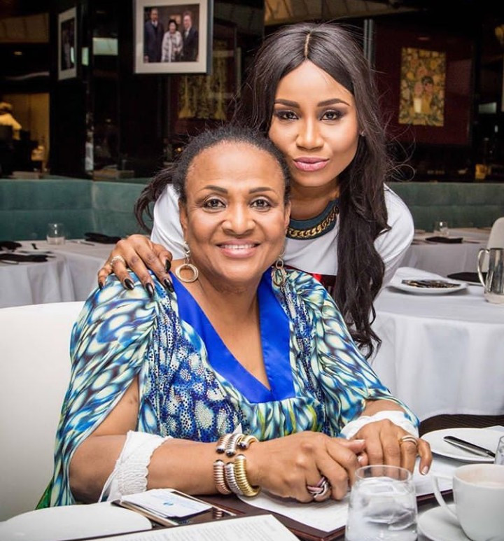 """Former Oyo first lady reveals her husband cheated on her more than """"once or twice"""" and explains how she handled it (video)"""