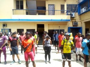 Coronavirus Lockdown: 202 Joggers, Cyclists, Loiterers Arraigned In Lagos For Defying Lockdown Order