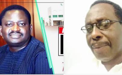 Femi Adesina drags journalist Bayo Oluwasanmi for using foul words on President Buhari and the women who love him