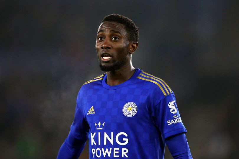 Wilfred Ndidi named Leicester City