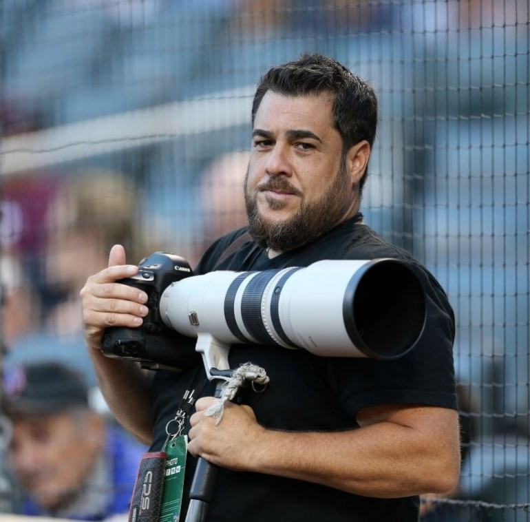 Popular sports photographer, Anthony Causi dies of Coronavirus at age 48. See his last post from his sick bed
