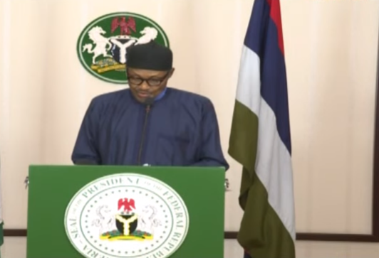 Breaking: President Buhari extends lockdown in Lagos, Ogun, FCT by 14 days