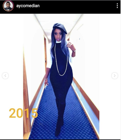 AY shares old photos of his wife, Mabel as he counters allegation of plastic surgery