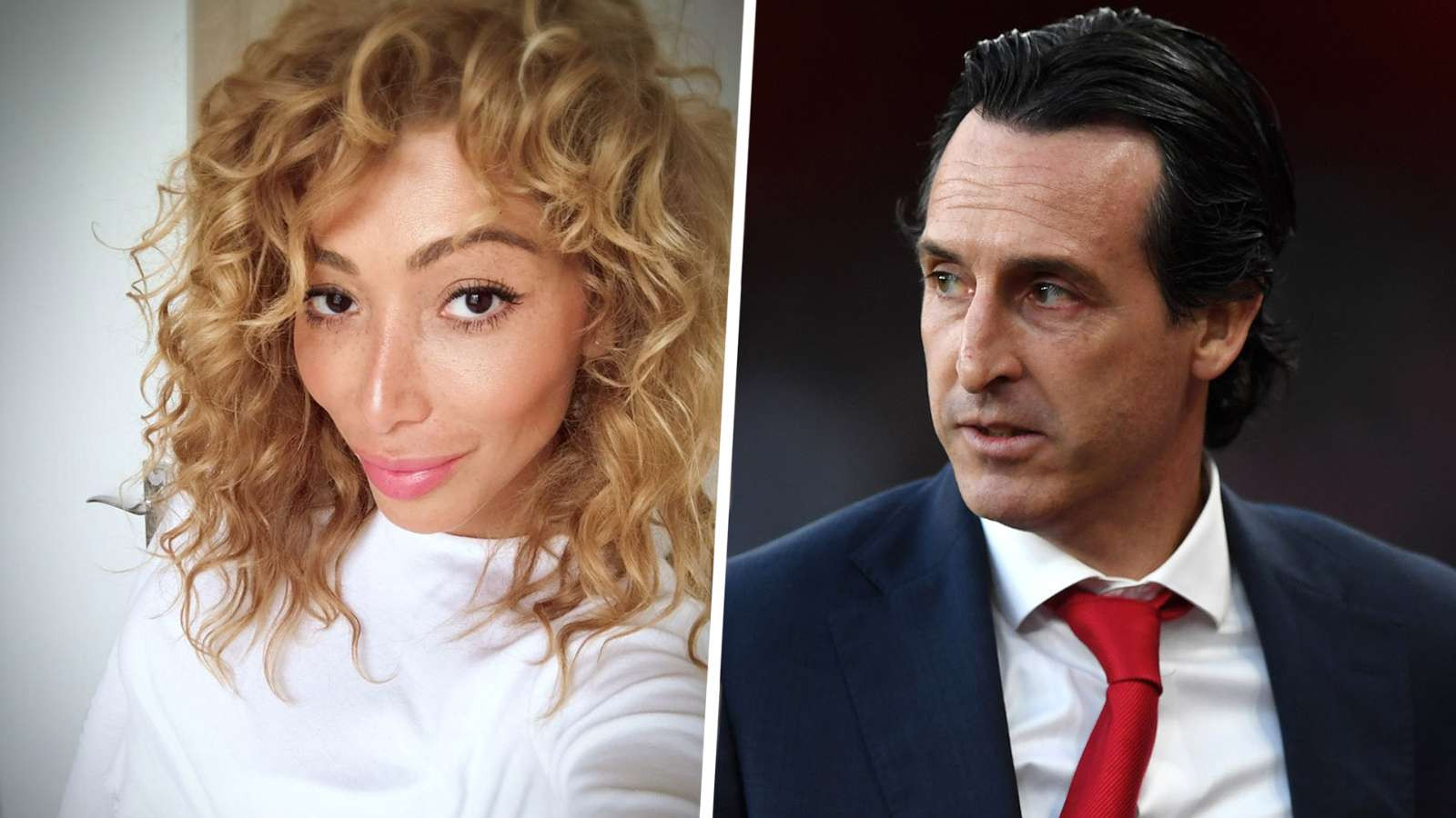 'He told me I was a white witch' – Former Arsenal coach Unai Emery's ex girlfriend reveals he blamed her for his Arsenal sack