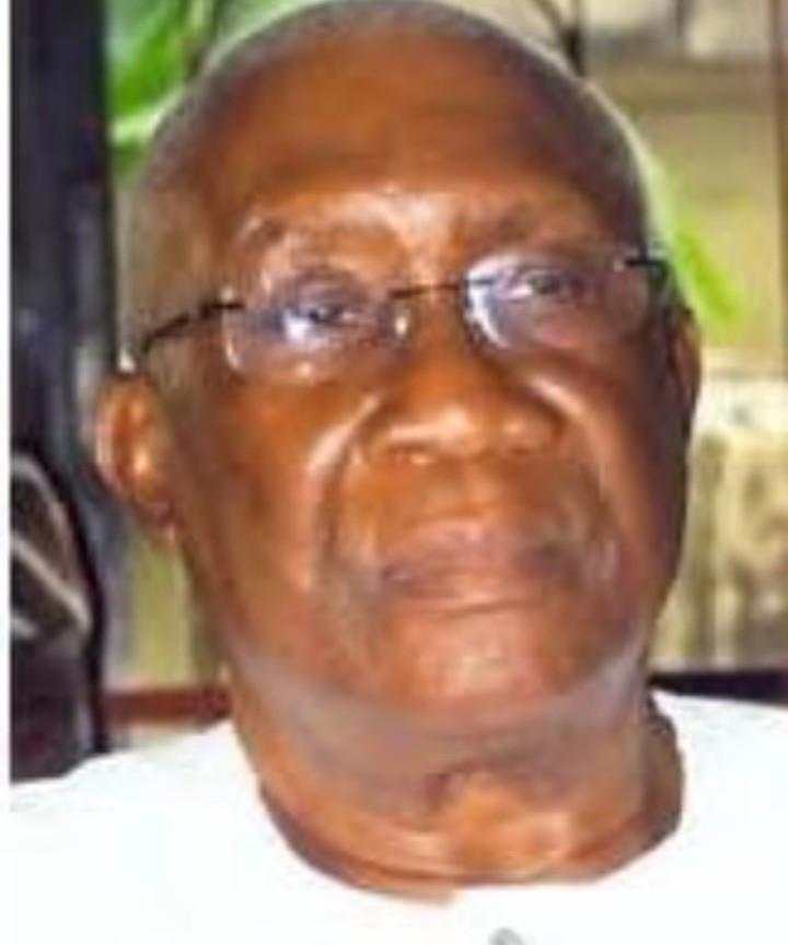 Chairman of Sosoliso Airline, Chief Victor Ikwuemesi dies of Coronavirus in London