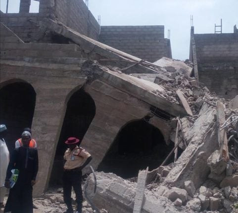 One year old boy, two others rescued as four family members die in Kano collapsed building