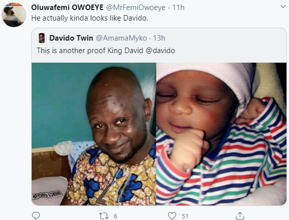 ?I?ll make your life a living proof that OBO dey? ? Davido promises to better the life of a man who named his son after him