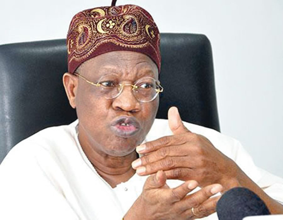 No Chinese doctor has tested positive for Coronavirus – Lai Mohammed