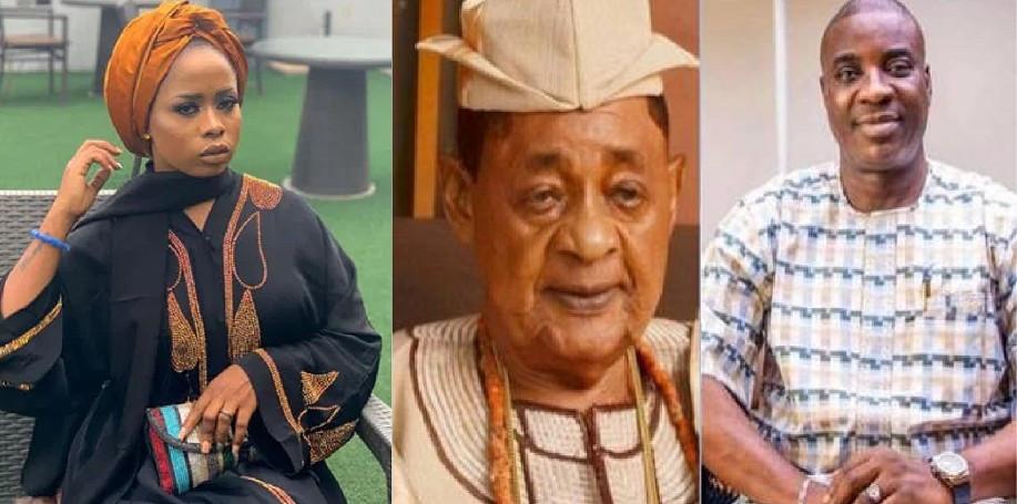 Fuji music legend, KWAM1 vehemently denies alleged affair with the Alaafin of Oyo