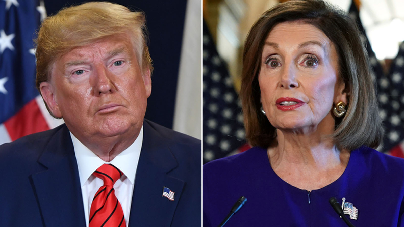 """'We miss having a President that doesn't attack Americans first thing in the morning"""" Social media reacts to Trump's barrage of insults at Pelosi"""
