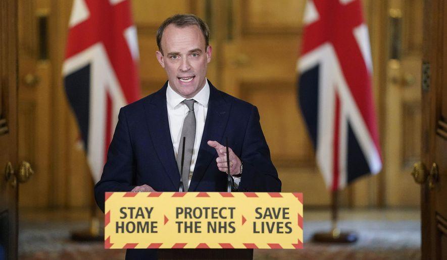 COVID-19: UK extends Coronavirus lockdown for three more weeks