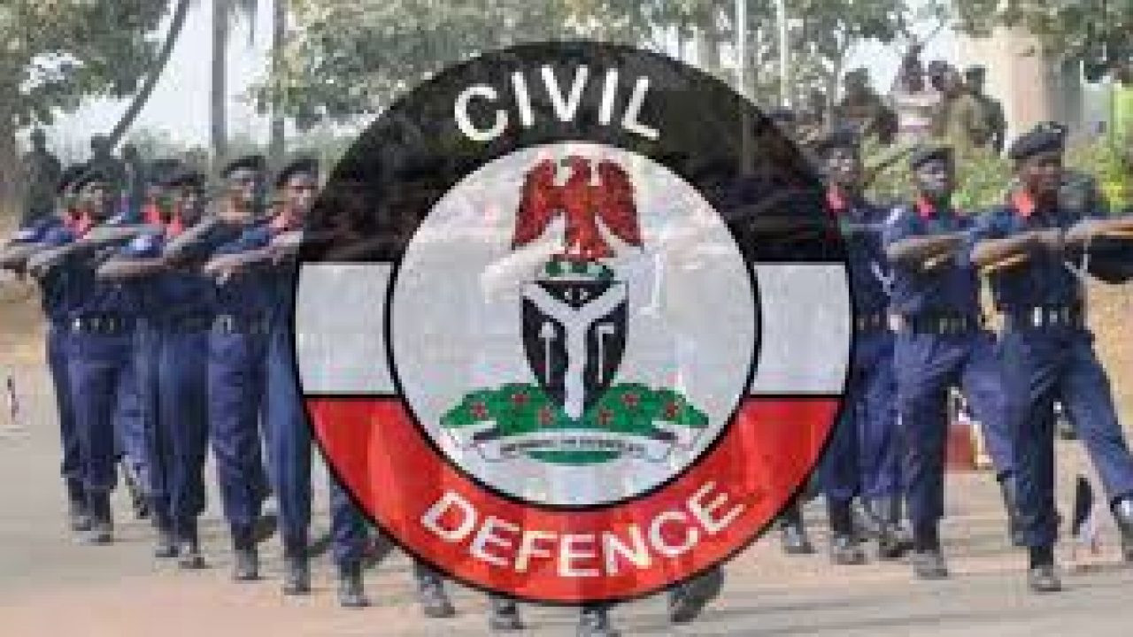 NSDC officers capture COVID-19 patient who attempted to escape from isolation centre in Kaduna