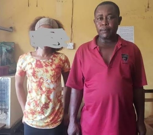 Teenage girl raped by her father and his friends narrates the sordid details of all her father subjected her to (video)