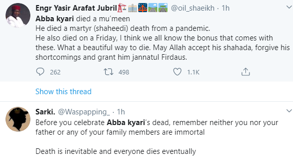 Gov Obaseki, Keyamo, Dino Melaye, Ben Bruce, others react to the death of President Buhari