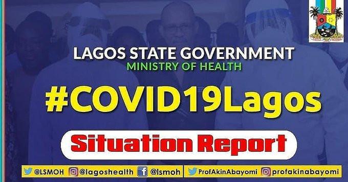 Lagos records 3 new Coronavirus deaths