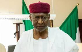 Lagos state government reveals hospital where Abba Kyari died