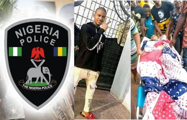 Police officer who killed a young man in Ohafia was under the influence of alcohol - Abia Police Commissioner, Ene Okon