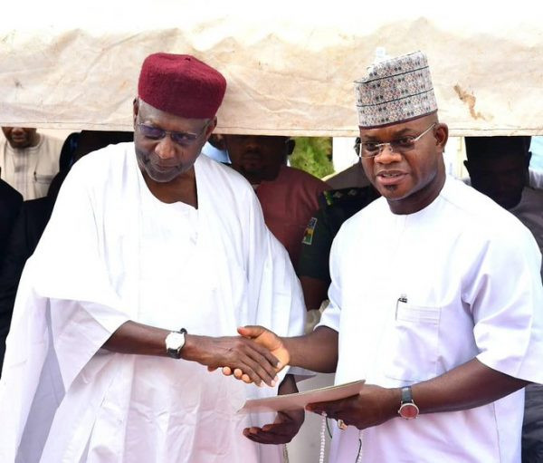 People thought Abba Kyari was a cabal member in Buhari?s presidency because he was loyal and took lots of bullets  ? Governor Yahaya Bello