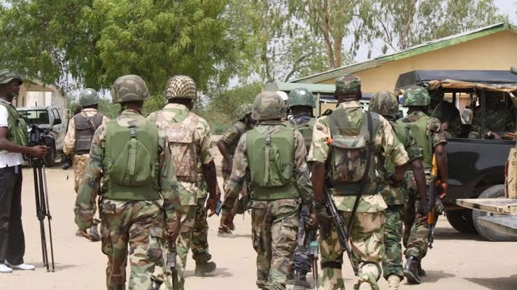 Nigerian soldiers kill 105 Boko Haram members