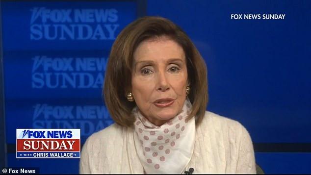?Trump says Nancy Pelosi will be