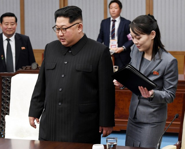 Kim Jong-un in