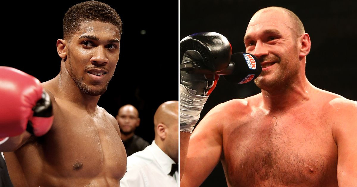 Anthony Joshua is the only heavyweight who has a chance of beating Tyson Fury - David Haye says