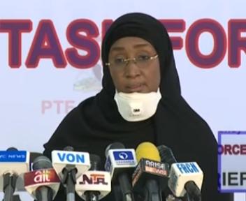 FG to use BVN to identify poor, vulnerable Nigerians ? Humanitarian Affairs Minister, Sadiya Farouq says (Video)