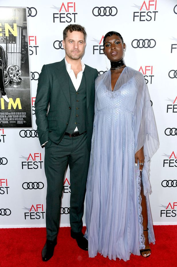 Actor Joshua Jackson and wife Jodie Turner-Smith welcome their first child, a girl